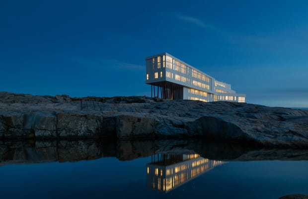 Closer Look At The Architectural Masterpieces On Fogo Island