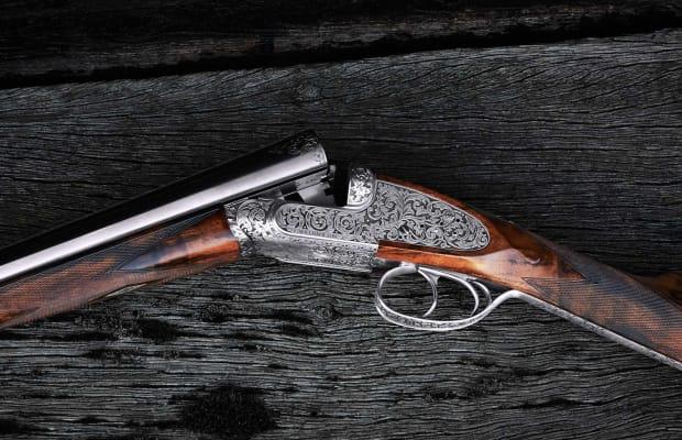 The Beautiful 18 Month Process of Making a Bespoke Shotgun