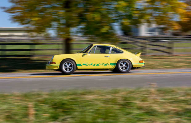 Have $1 Million Laying Around? This Porsche 911 Carrera RS Lightweight Has Your Name On It