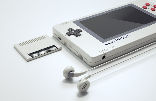 Nintendo Should Make This Awesome Game Boy Concept