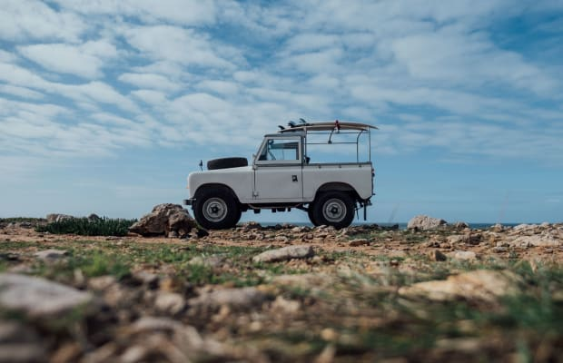 This Vintage Landy Adventuremobile Will Blow You Away