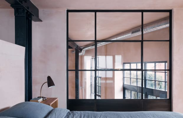 Architects Transformed A London Warehouse Into This Stylish Home
