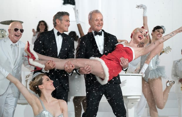 Here's The Trailer For 'A Very Murray Christmas'