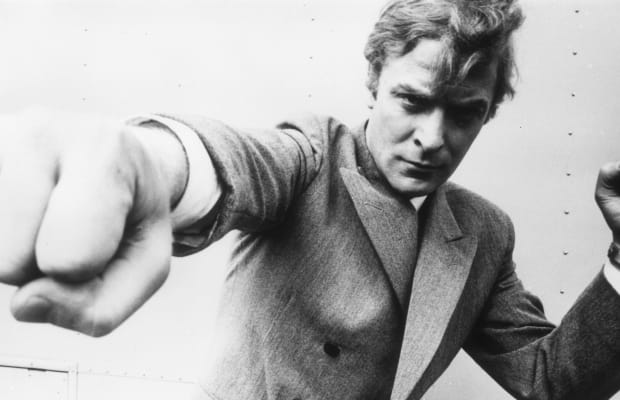 Here's Michael Caine Doing A Michael Caine Impression