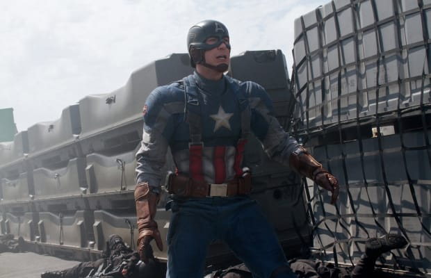 Awesome First Trailer For 'Captain America: Civil War'