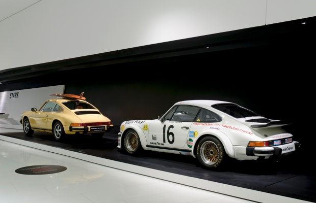 Video Tour Of The Gorgeous Porsche Museum In Germany