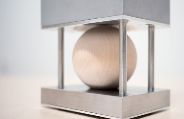 Joey Roth's Wireless Steel Speaker Will Upgrade Any Space
