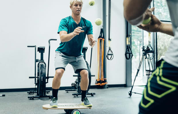 Pro Surfer Nat Young Shares His Gym Routine