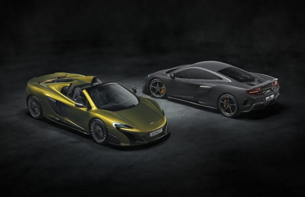 McLaren Drops The Top With Its Sexy Update On The 675LT