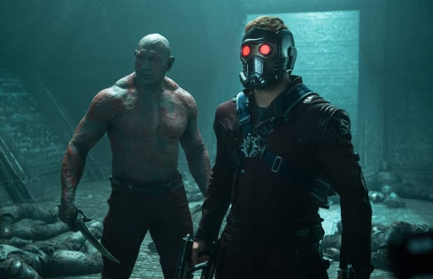 Watch Chris Pratt And Dave Bautista Audition For 'Guardians Of The Galaxy'