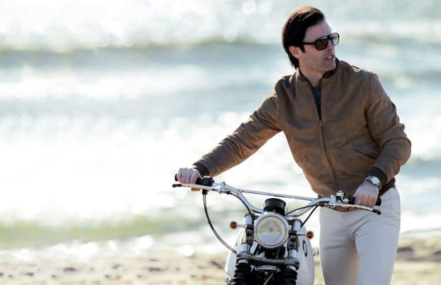 Vintage Motoring Inspired Sunglasses By Dom Vetro