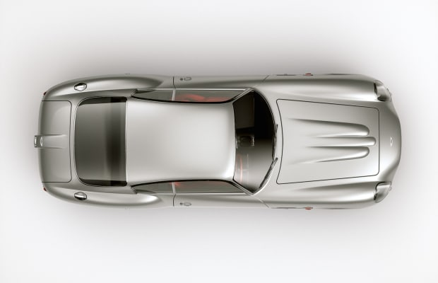 Digital Artist Perfectly Recreated An Aston Martin DB4 Zagato With CGI