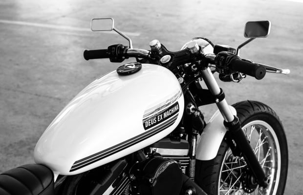 This Customized Harley By Deus Ex Machina Is Incredible