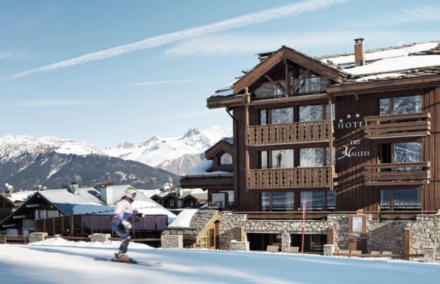 The Ultimate French Alps Getaway