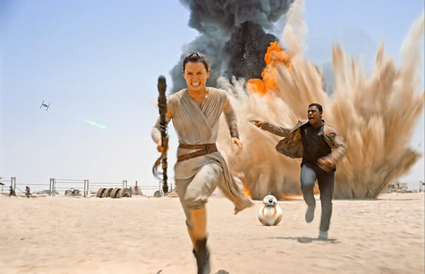 Podcast: 'Force Awakens' Extravaganza, Married Life, Why Sam Hates Paul Rudd