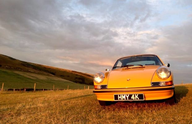 This Classic Car Mashup Video Is Completely Insane