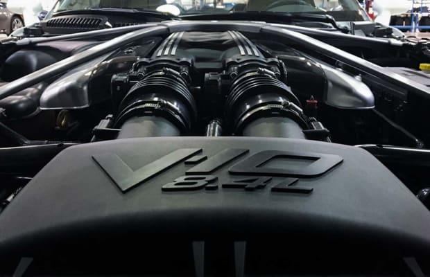 A Stunning Look At Henrik Fisker's Force 1 Supercar