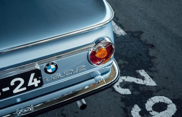 Car Porn: 1973 BMW 1602