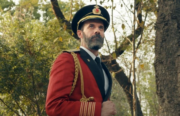 Captain Obvious Runs For President In This Campaign From Hotels.com