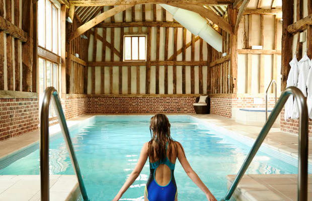 The Gainsborough Bath Spa Has One Hell Of An Indoor Pool