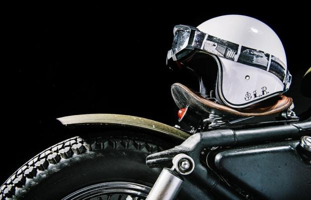 This Custom Military-Inspired Harley Davidson Is Amazing