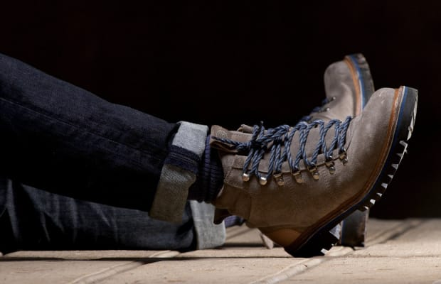 The Best Looking Hiking Boots Money Can Buy