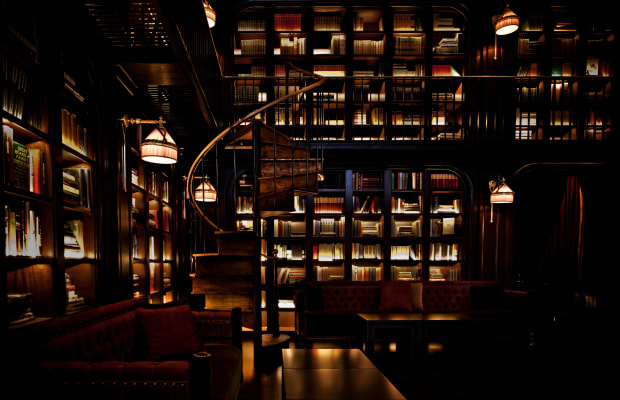 Inside New York City's Most Effortlessly Cool Hotel
