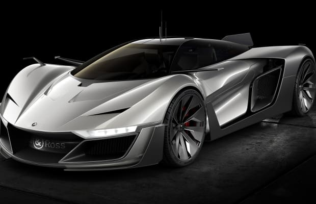 Bell & Ross Designed An Incredible Supercar