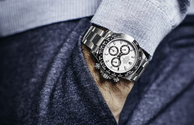 The Updated Rolex Daytona Is Flat-Out Amazing