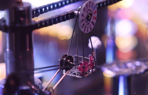 Seiko Used Mechanical Watch Parts To Create The Most Satisfying Rube Goldberg Machine