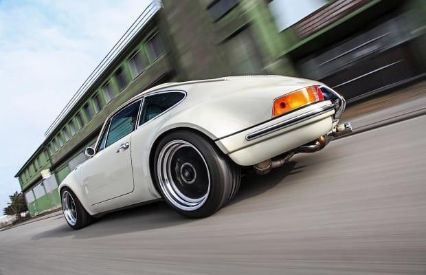 This Resto-Mod Porsche 911 By KAEGE Is Full-Throttle Stunning