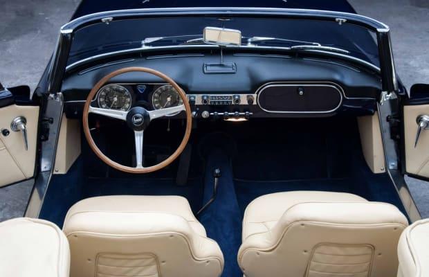 Car Porn: 1965 Lancia Flaminia
