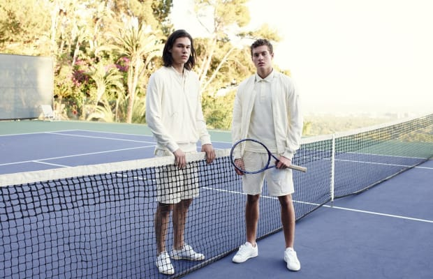 Reebok's Punk Tennis Collection Is Dripping In Cool