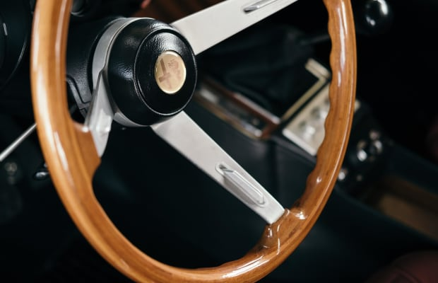 Car Porn: 1973 Alfa Romeo 2000 GTV
