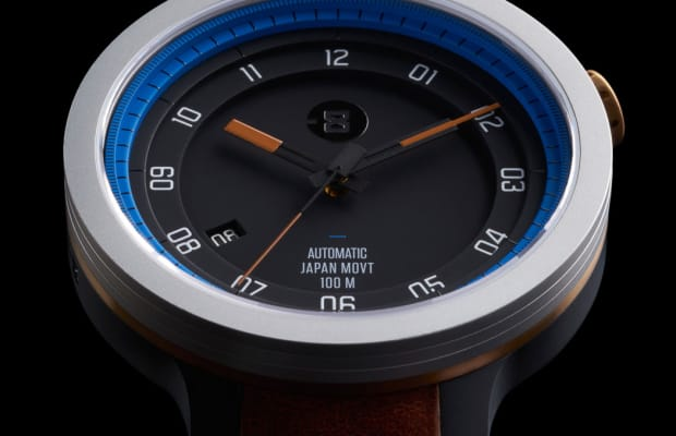 This Stunning MINUS-8 Watch Belongs On Your Wrist