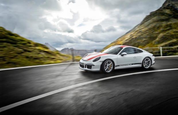 Gorgeous Photos Of The Already Legendary Porsche 911 R