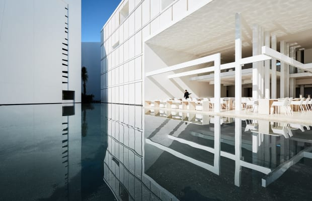 The Avant-Garde Hotel Patrick Bateman Would Summer At