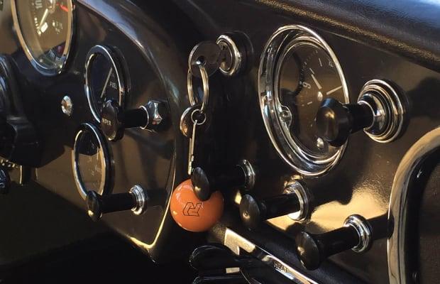Add Autodromo's Shift Knob Keychain To Your EDC
