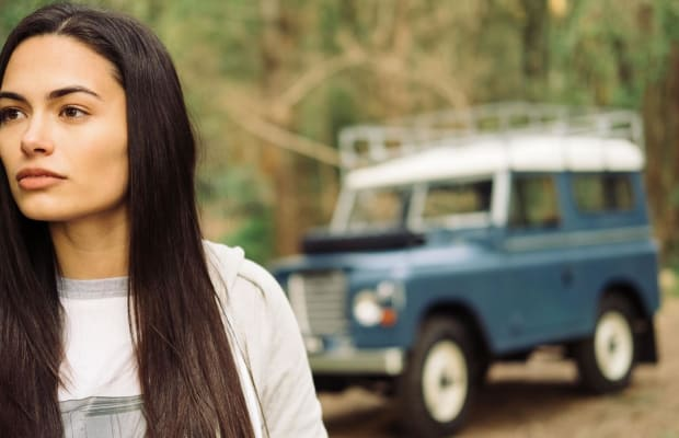 A Vintage Land Rover Series 3 Has Never Looked Sexier