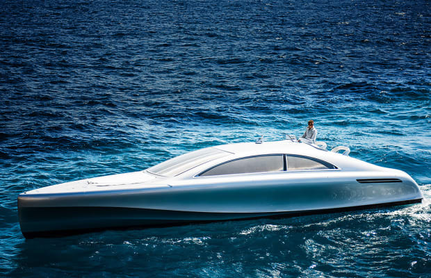 Mercedes-Benz Shows Off Its Chopper And Luxury Yacht In Stunning Short Film