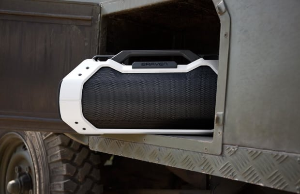 This Giant Is Basically The HUMMER Of Bluetooth Speakers
