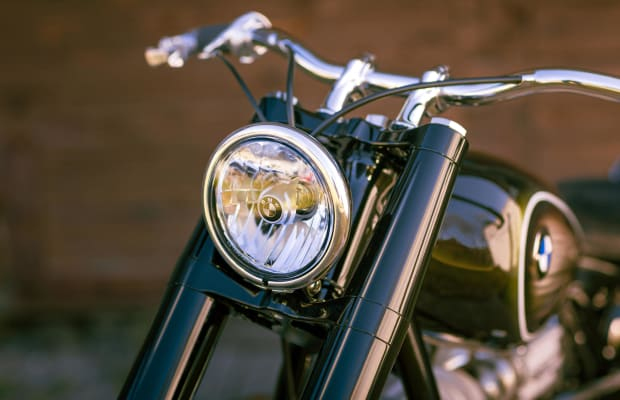 This Stunning BMW Motorcycle Pays Tribute To A Classic 1935 Design