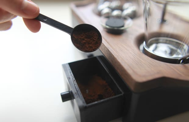 Finally, An Alarm Clock That Will Make You Coffee Each Morning