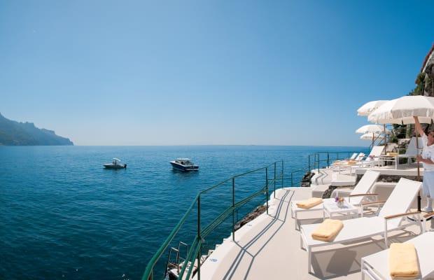 A Stunning Photo Tour Of Amalfi Coast's Sharpest Hotel