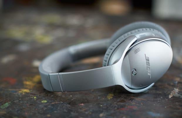 Bose's Ultra-Comfortable Noise Canceling Headphones Go Wireless