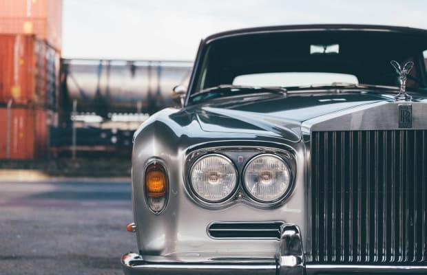 Car Porn: 1970 Rolls-Royce Silver Shadow LWB