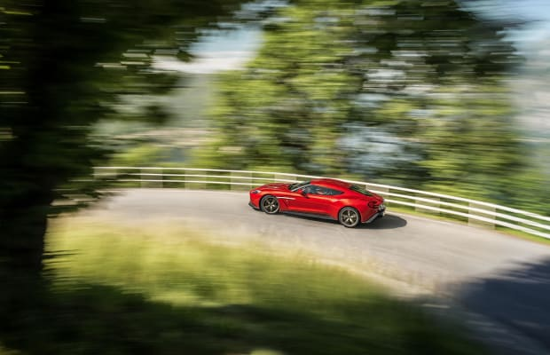Stunning Video Shows off the Aston Martin Vanquish Zagato in Action