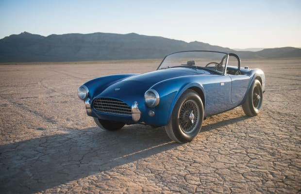 Why This Vintage Cobra Is The Most Important Car Ever Offered at Auction