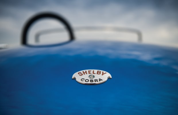 18 Beautiful Photos of Carroll Shelby's First Ever Cobra