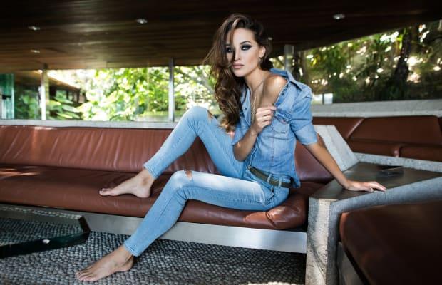 EXCLUSIVE: Ksenia Mz Heats Up The Iconic Sheats Goldstein Residents